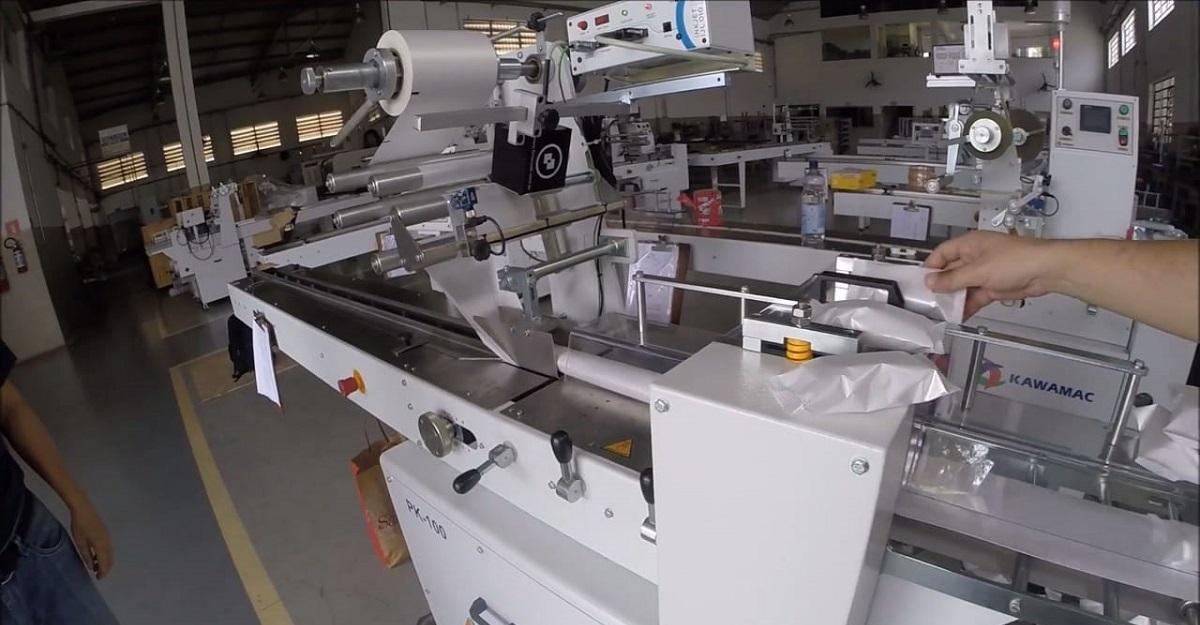 Datador Inkjet para maquina de embalagem flowpack - limerpak